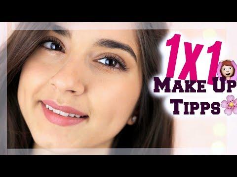 ANFÄNGER Make Up mit DROGERIE Produkten | Sanny Kaur #1x1