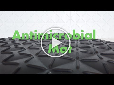 Get the Smell Out of Here - Ergo Advantage Antimicrobial Mat