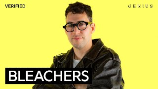 """Bleachers """"Stop Making This Hurt"""" Official Lyrics & Meaning 