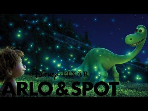 ARLO & SPOT - Ein Familienfilm, der begeistert  - Disney HD