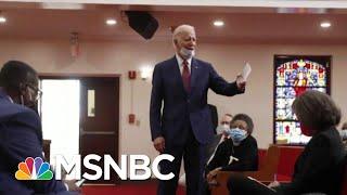 Joe Biden Meets With Black Community Leaders   Morning Joe   MSNBC