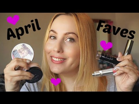 April Faves 2016