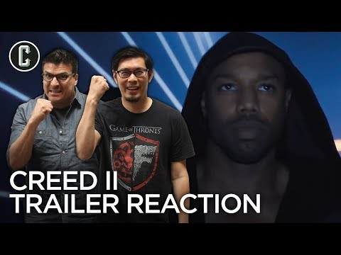 Creed II Trailer Reaction & Review