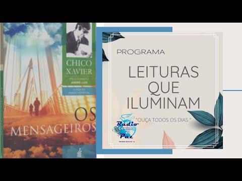 Resenha do livro OS MENSAGEIROS - Leituras que Iluminam