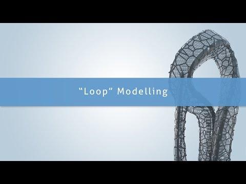 """3Ds Max – """"Loop"""" Modelling Tutorial"""