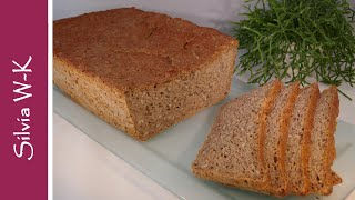 Brot Selbst Backen / Dinkelbrot / Vollkorn