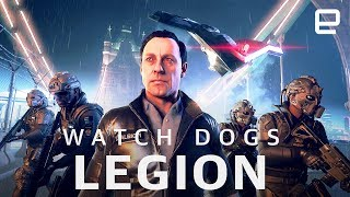 Watch Dogs Legion First Look at E3 2019
