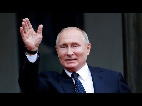 Встреча Путина с представителями общественности в Симферополе. Полное видео