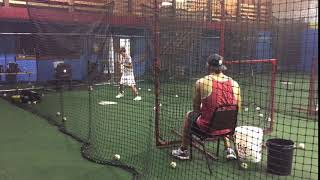 Work on Back Elbow Slot in Hitting Mechanics with this Drill