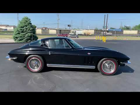 Video of '65 Corvette Stingray - QQEL