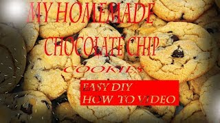 chocolate chip cookies recipe with crisco sticks
