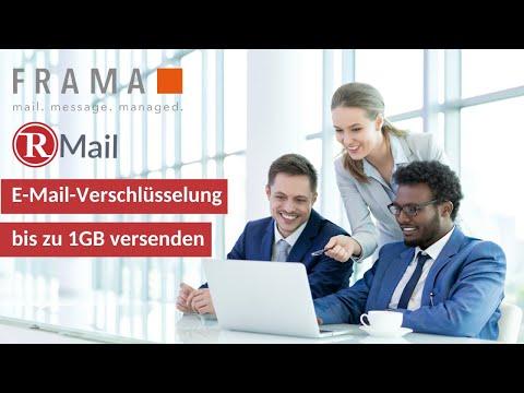 Große Dateien per E Mail versenden