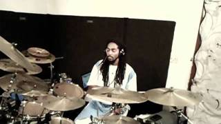 """AOKP Drum Cover : """"The Usual"""" By Trey Songz ft. Drake (HQ)"""