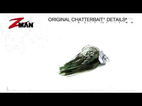 Z-Man The Original ChatterBait Lures