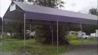 Carports For Sale From Aluminum or Steel Metal to Portable Carport Canopy Cover Tent Kits Cheap