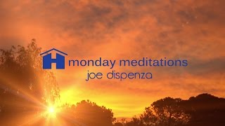 Rest and Renew in Dr. Joe Dispenza's Space Free Guided Meditation ~ Monday Meditations