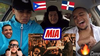 Bad Bunny Feat. Drake - Mia Reaction Review
