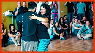 Omer Dobzinsky & Adva Hadad - LambaZouk - Amsterdam Brazilian Dance Festival 2017