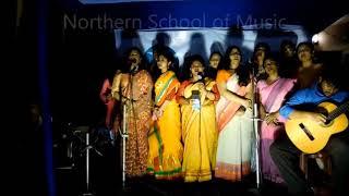 RABINDRA SANGEET PERFORMANCE - NSM Music School Kolkata