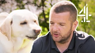 Kevin Bridges & His Dog Have the Most WHOLESOME Relationship Ever! | Celebrity Snoop Dogs