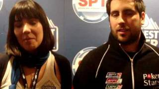 Spanish Poker Tour By Everest Poker - Maria And Juan Maceiras