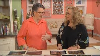 Luana Rubin on Quilting Arts TV - Episode 1510