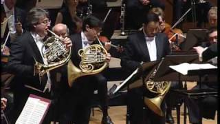 Schumann - Konzertstück for Four Horns and Orchestra op. 86...Judd/Vlatkovic/OSG (2/3)