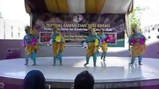 Tari Kreasi Nirmala SMTI Banda Aceh