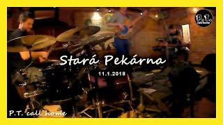 Video P.T. call home - Videomix ze Staré Pekárny (11.1.2018)