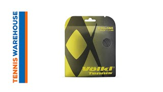 Volkl Cyclone String Review