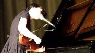 "Julia Marcell - ""Night Of The Living Dead"" (live - Olsztyn)"