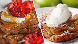 5 Delectable French Toast Recipes • Tasty