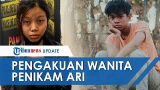 Pengakuan Gadis Pembunuh Selebgram Ari Pratama di Kamar Hotel, Pura-pura Hamil Agar Tak Diputuskan