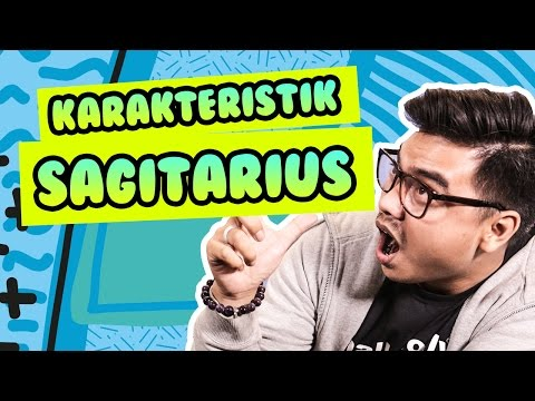 Video Karakteristik Sagitarius #RamalanBintang