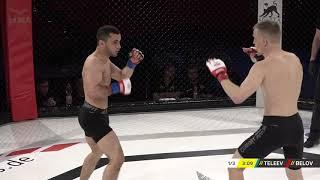ММА Лайв 4 Финал: Саша Белов против Мурада Талеева.