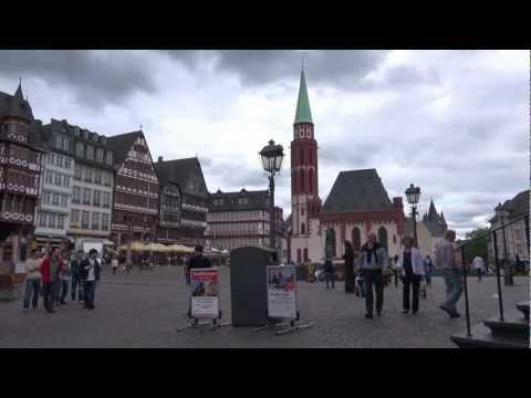 Frankfurt am main city tour