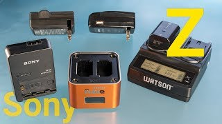 Sony Z Battery Chargers Tested