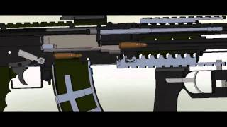 Video Presentation For Tactical Ak47