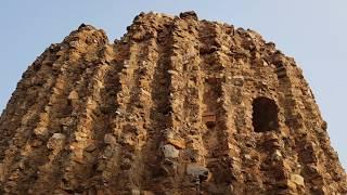 Ruthless Sultan Ala-ud-Din Khalji's unfulfilled wish : Incomplete Alai Minar near Qutub Minar