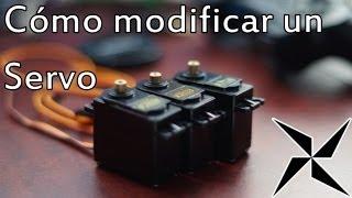 Sensor de ultrasonidos Servo con Arduino te