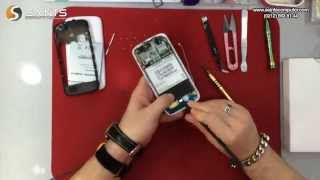 Genaral Mobile Discovery Servis Ekran Değişimi Discovery Ön Cam Değişimi