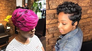 Most Captivating African American Short Hairstyles And Haircuts