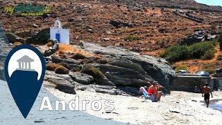 Andros | Halkolimionas Beach