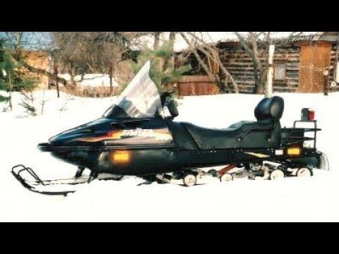 Ремонт Снегохода Тайга рм 500 2007