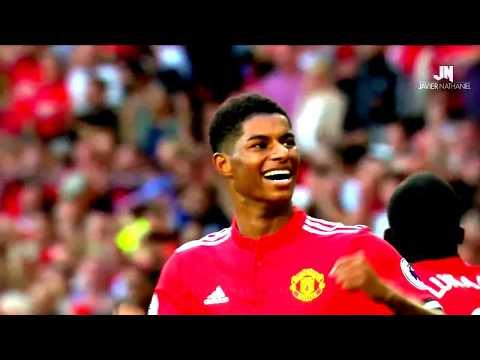 Marcus Rashford • Sublime Dribbling, Skills & Goals 2017-18