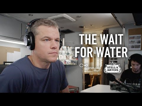 Stella Artois, and water.org Commercial (2018) (Television Commercial)