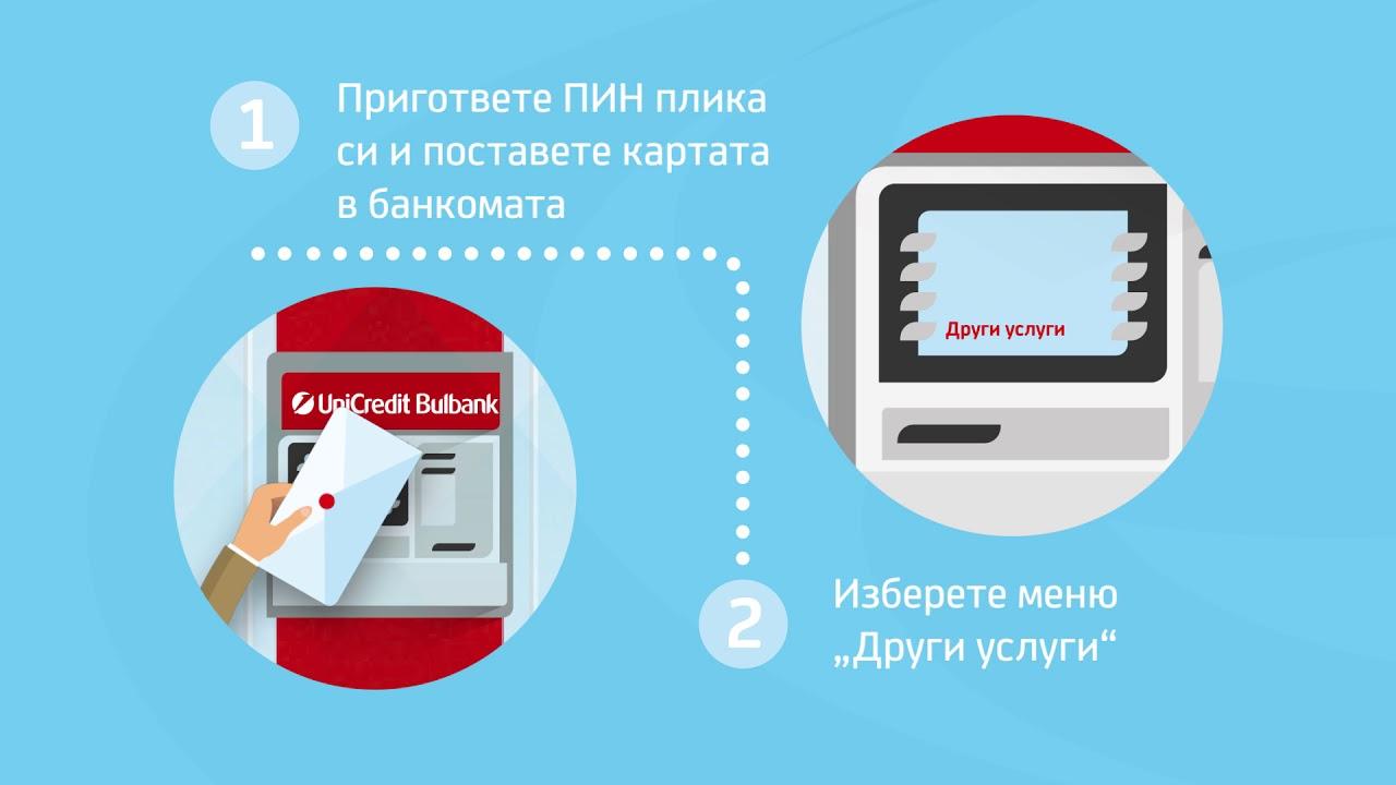 Вижте нагледно как да активирате сами банковата си карта