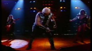 Judas Priest - Freewheel Burning - 83' HD