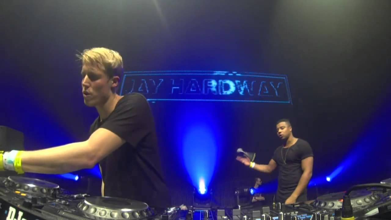 Jay Hardway - Live @ Spinnin' Sessions ADE 2014