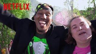 Disjointed | Teaser: 420 Musical Singalong | Netflix